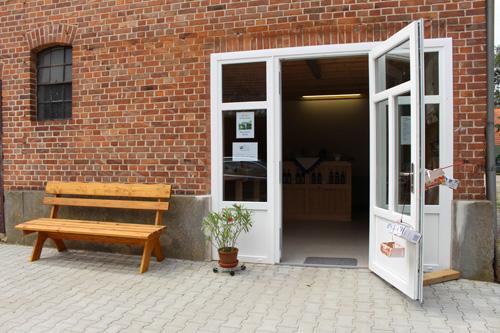 Müllers Heidelbeeren - der neue Hofladen