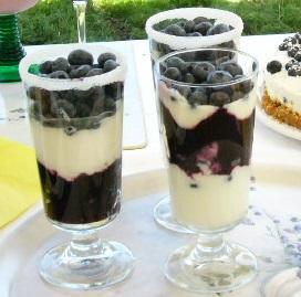 Gesund und lecker - die Heidelbeere