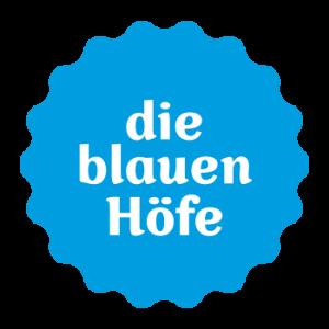 Logo Die blauen Höfe